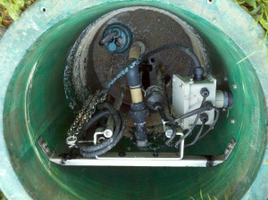 grinder pump repair Kimberling City MO