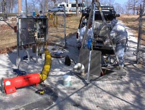 lift station maintenance Branson MO