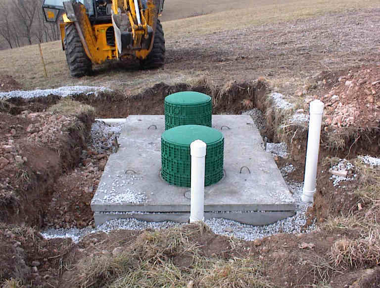 septic system installation Branson MO