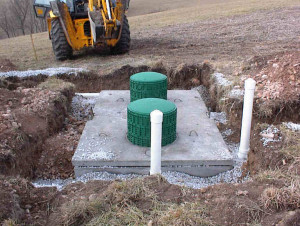 tanks for septic systems mo