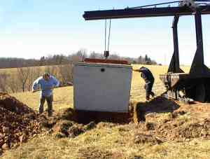 septic system tank installation springfield, mo